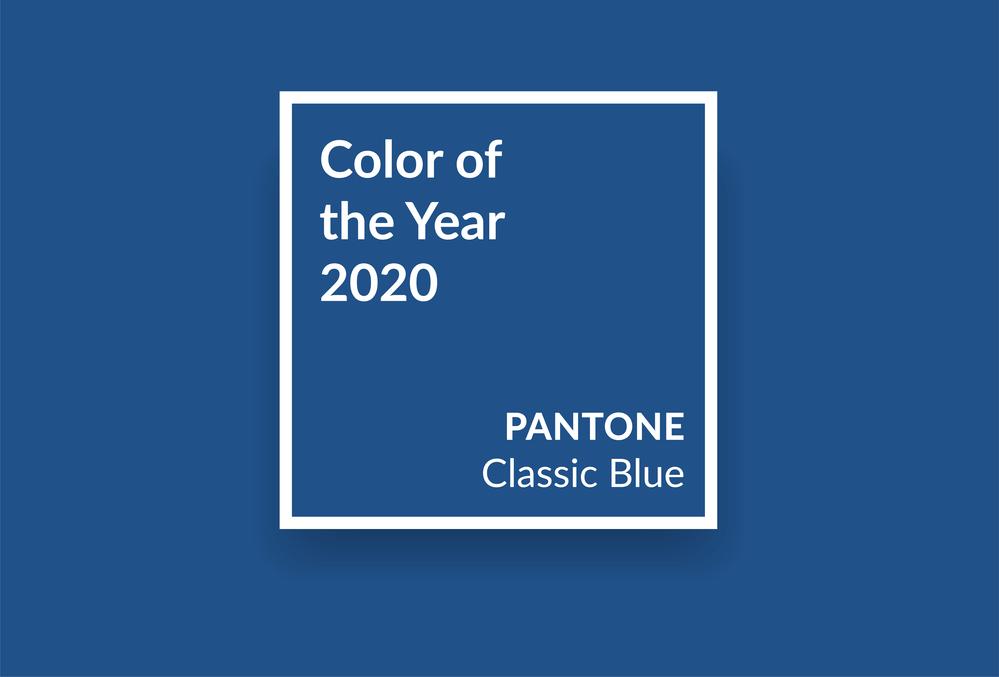 Il colore del 2020?