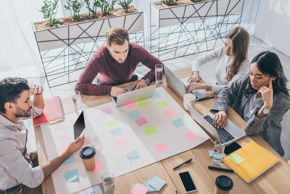 Un canvas per il lavoro agile
